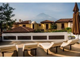 Casa Arcangeles, Антигуа-Гуатемала (рядом с городом Сьюдад-Вьеха)