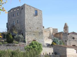 Castell de Fonolleres, Fonolleres (Montornés yakınında)