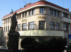 Hotel Šrejber, Červený Kostelec