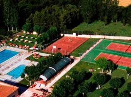 Bungalows Camping Regio, Санта-Марта-де-Тормес (рядом с городом Пелабраво)