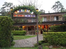 Gingerbread Restaurant & Hotel, Nuevo Arenal (Unión yakınında)