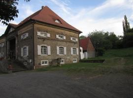 Planteurhaus, Hettstedt (Gerbstedt yakınında)