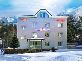 Отель Скай Азау, Терскол