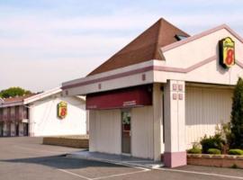 Knights Inn, South Hackensack (in de buurt van Hasbrouck Heights)