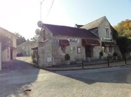 Hotel Restaurant - La Ferme de Vaux Creil Chantilly, Creil