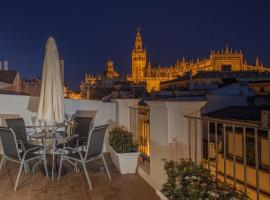 Luxury Apartments Seville Center