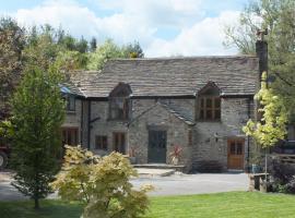 Ladygate Farm B and B, Birch Vale (рядом с городом Mellor)