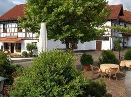 Landgasthaus Pfahl, Wershofen (Eichenbach yakınında)