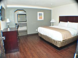 Trinity Suites Downtown Dallas 2 Star Hotel