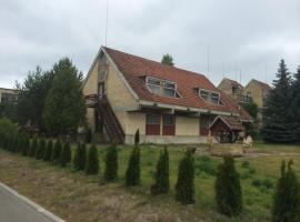 Pervalkos Baltija, Neringa