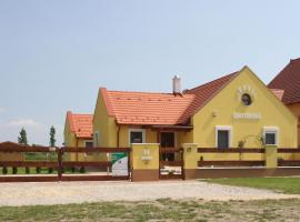 BONI APARTMAN Hegykő, Хедькё (рядом с городом Pereszteg)
