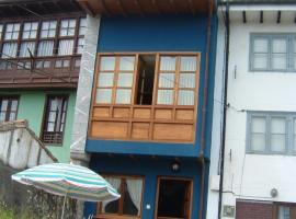 Andrín Casa Azul