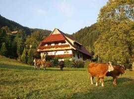 Unterer Gurethshof, Zell am Harmersbach (Oberentersbach yakınında)