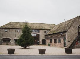 Black Mountain Lodge, Glasbury (рядом с городом Llanigon)