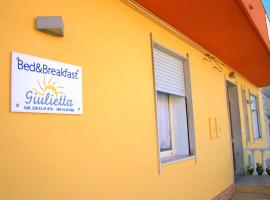 Giulietta b&b, Marsala (San Giuseppe yakınında)