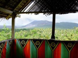 Volcanic Village Vista