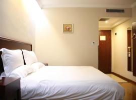 GreenTree Inn Beijing East Yizhuang District Second Kechuang Street Express Hotel, Daxing (Shenshucun yakınında)
