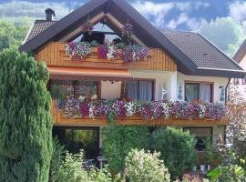 Haus Heidi Wimmer, Ottenhöfen (Simmersbach yakınında)