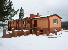 Apartmá Lipno, Horní Planá (Bližší Lhota yakınında)