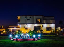 Arabian Lodges