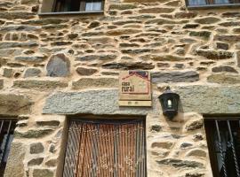 La Casita De Paulino, San Ciprián (рядом с городом Quintanilla de Losada)