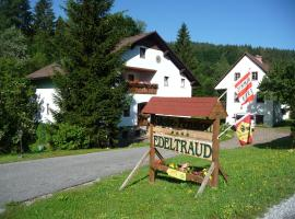 Gästepension Edeltraud, Hirschegg Rein