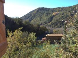 Casa Teresina, La Plana de Mont-Ros (Obeix yakınında)