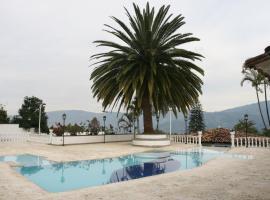 San Agustin Hotel Campestre Las Palmeras, La Estrella