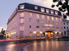 Gran Hotel Isabel Riquelme, Chillán