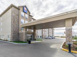 Comfort Inn & Suites Edmonton International Airport, Nisku (Devon yakınında)