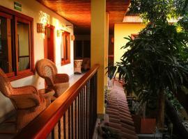 Hotel Casa Vínculos, Estelí