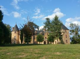 Château de Bussolles, Barrais-Bussolles (рядом с городом Сен-При)