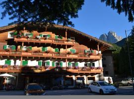 Hotel Rododendro, Campitello di Fassa