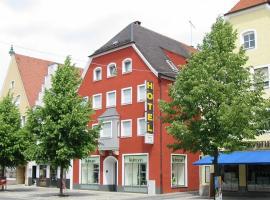 Stadt-gut-Hotel Altstadt-Hotel Stern, Neumarkt in der Oberpfalz