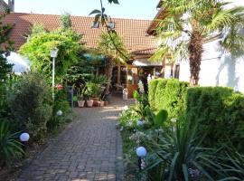 Hotel Blume, Freiburg im Breisgau (Merdingen yakınında)