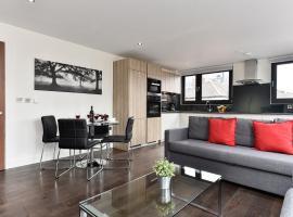 Tower Bridge Apartments, Лондон (рядом с городом Finsbury)