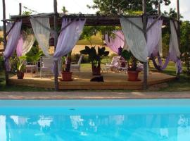 La Fornacina Country House, Saturnia