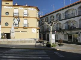Hostal DP El Pilar, Monesterio (рядом с городом Монтемолин)
