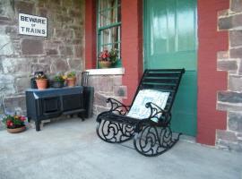 Ardfert Station House, Трали (рядом с городом Barrow)