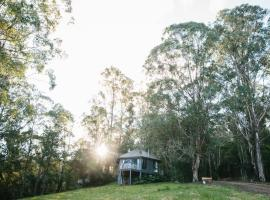 Bluegums Cabins, Bandon Grove