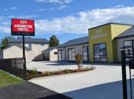 319 Addington Motel