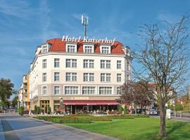 Hotel Kaiserhof, Fürstenwalde (Berkenbruck yakınında)