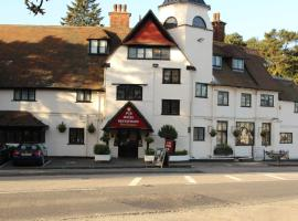 The Devil's Punchbowl Hotel, Hindhead
