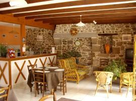 Chambres d'hôtes Le Petit Angle, Saint-Broladre