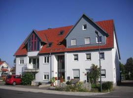 Ferienwohnung Mutschler, Auingen (Münsingen yakınında)