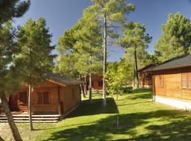 İspanya, Villalba de la Sierra yakınında konaklamak için en ...