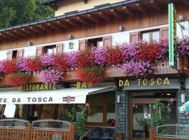 "Albergo ""da Tosca"", Abetone"
