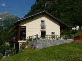 Ai Casell, Sonogno (Frasco yakınında)
