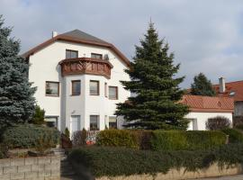 Apartmány U Krále Sedličky, Jičín (Železnice yakınında)