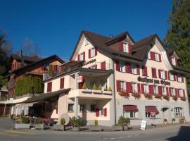 Gasthaus zum Ochsen, Neuhaus (nära Wald)